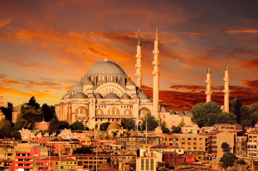 Connessioni Culturali: Istanbul Santa Sofia