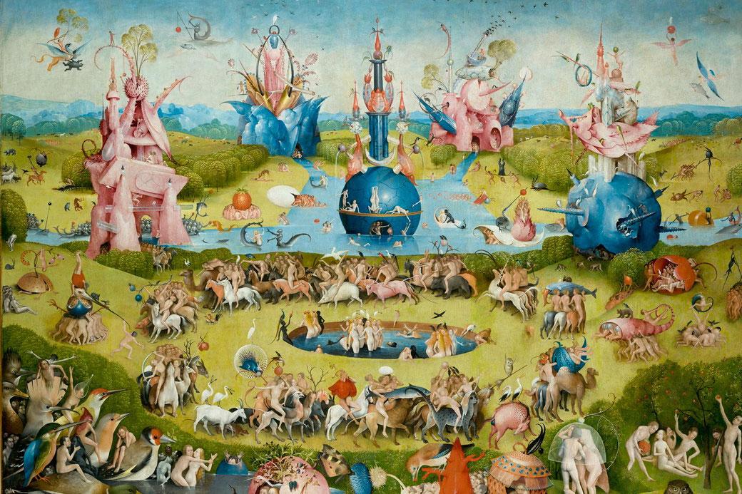 Connessioni Culturali: Bosch