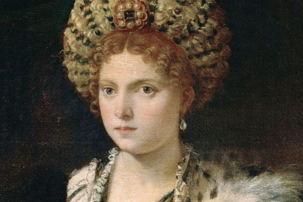 Connessioni Culturali: Isabella d'Este