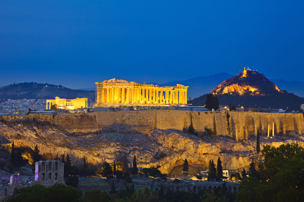 Connessioni Culturali: Acropoli Atene