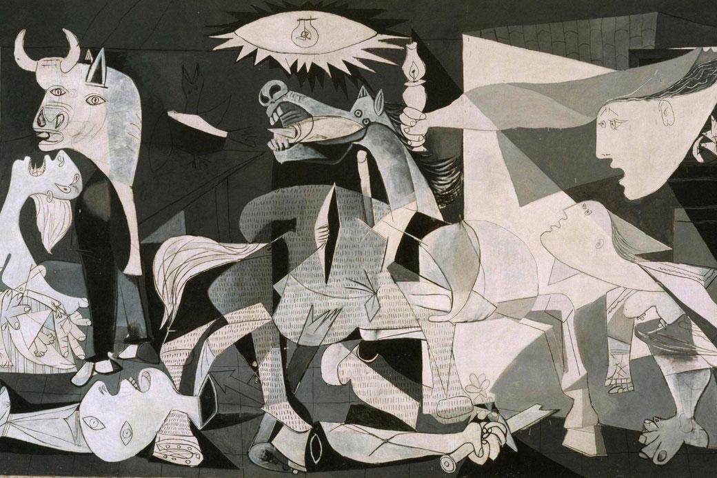 Connessioni Culturali: Guernica