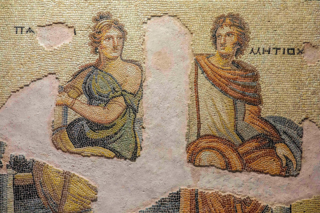 Connessioni Culturali: Parthenope Neapolis Napoli greca