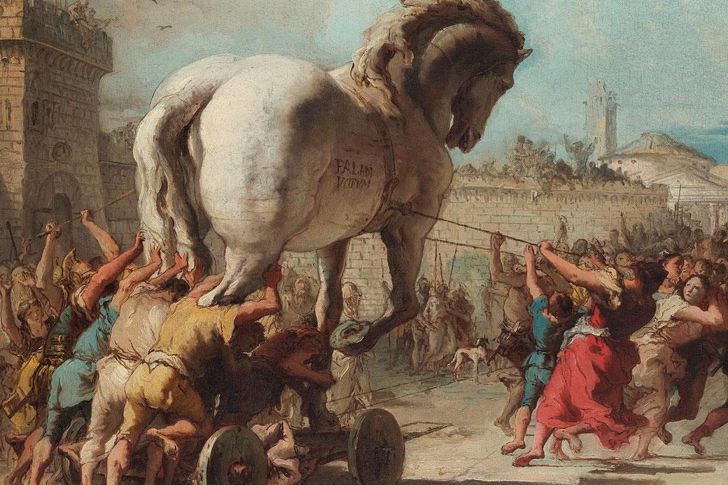 Connessioni Culturali: Guerra Troia