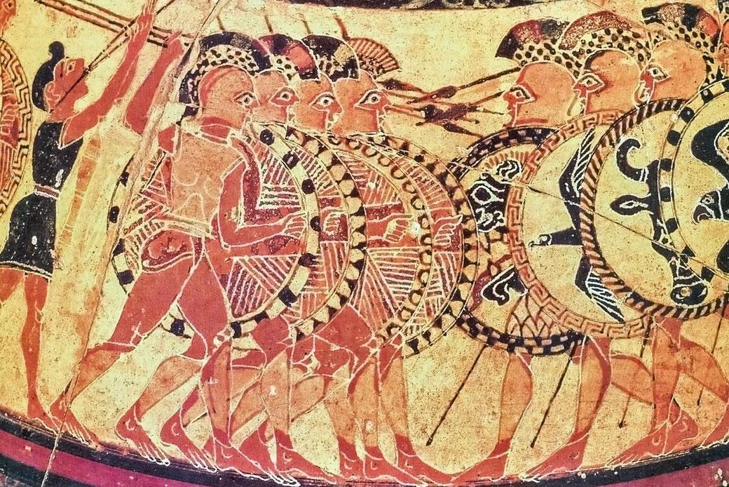 Connessioni Culturali: Atene contro Sparta