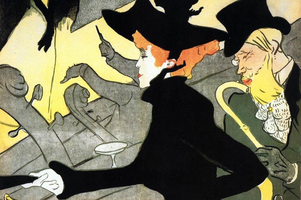 Connessioni Culturali: Toulouse-Lautrec