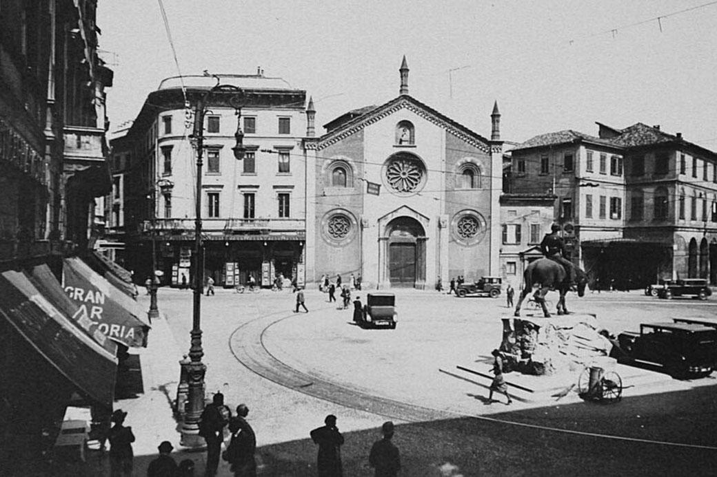 Connessioni Culturali: San Giovanni in Conca