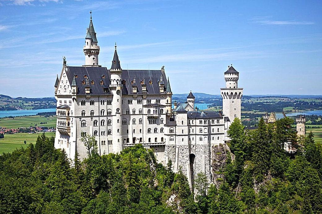 Connessioni Culturali: Castelli Baviera