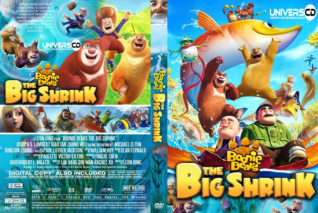 Boonie Bears The Big Shrink