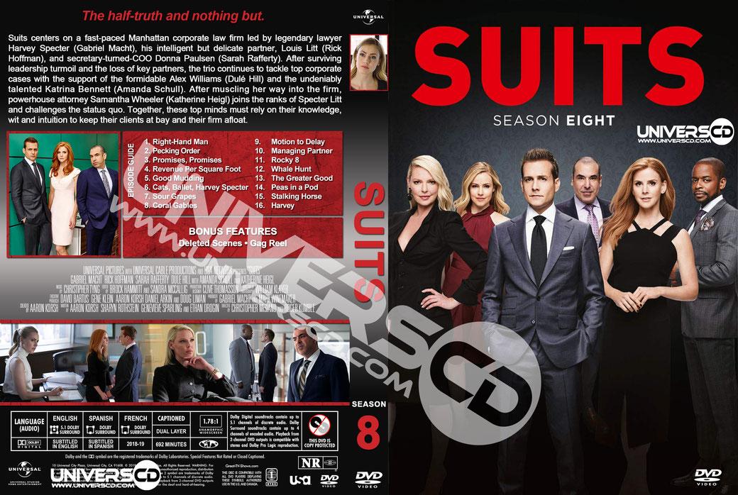 Suits Saison 8