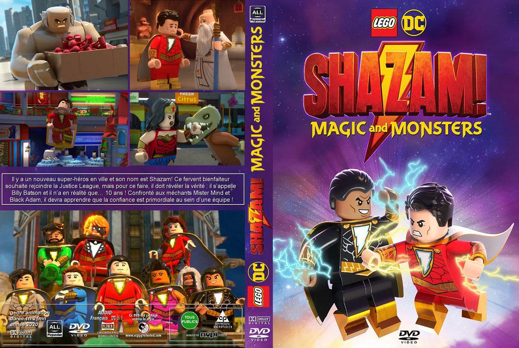 Lego DC Shazam Magic & Monsters