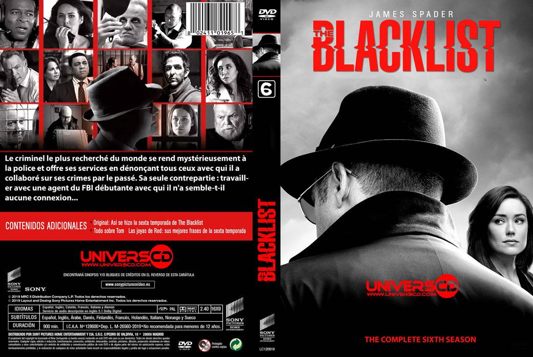 Blacklist Saison 6