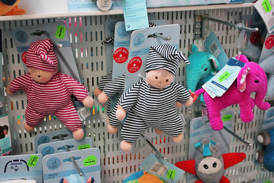 Sterntaler Plüschtier Schmusetier Sinsheim kaufen Laden Spiewaren Spielzeug Kinder Babybedarf Sigikid Heidelberg Heilbronn
