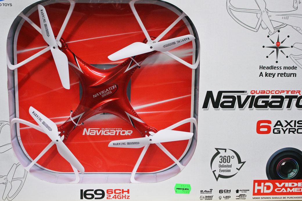 RC Quadrocopter Helicopter Elektrisches Auto Spielzeug kaufen Sinsheim Presenta