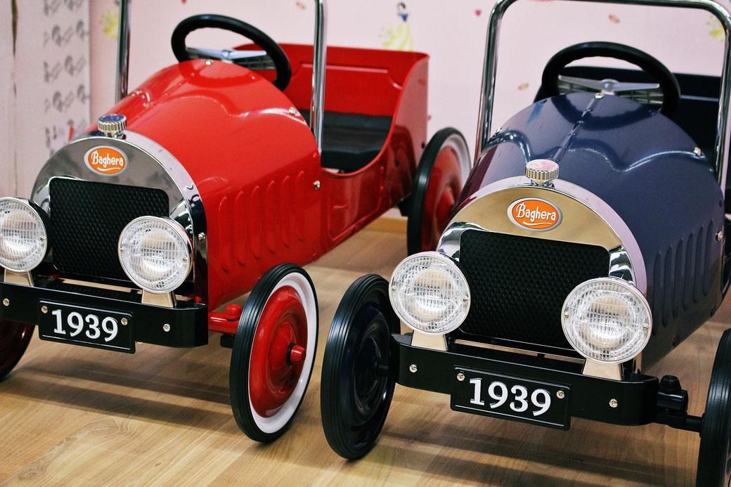 Neu eingetroffen - wunderschöne Retro-Autos aus Metall von Baghera presenta sinsheim retro auto automobil spielzeug spielwaren