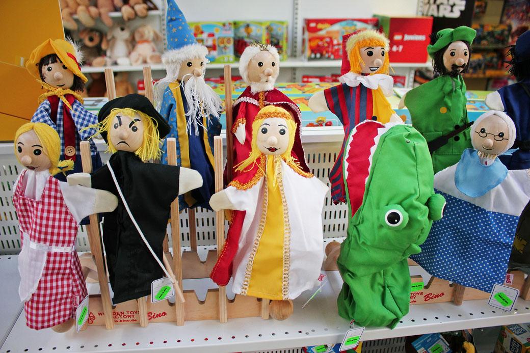 Spielwaren Spielzeug Goki Fingerpuppe Sinsheim kaufen Shop Laden