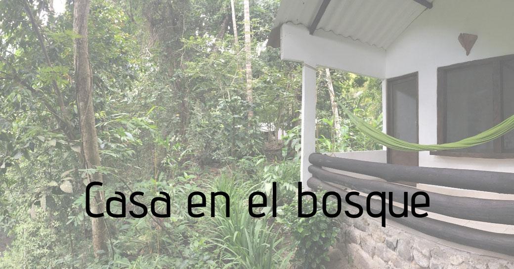 Boutique hostel in the area of Minca and Santa Marta