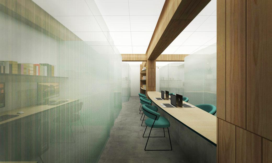 Office H | Tokyo, Japan