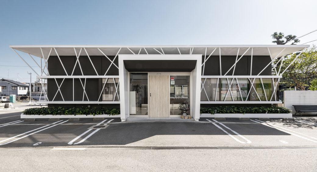 A clinic renovation project   Fukui, Japan