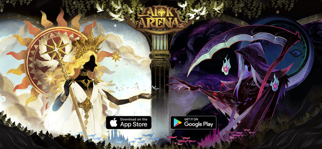 Lilith Games AFK Arena Handy Handygame Game Appstore Erfahrungen Android iOS Adventure RPG kostenlos Spiel Spiele