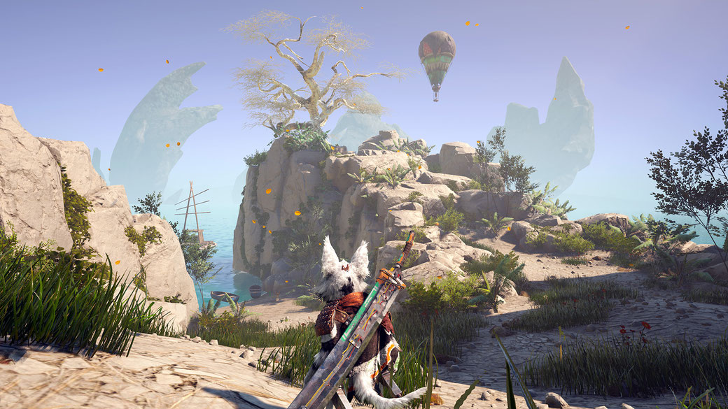 Screenshot Biomutant - Quelle: https://biomutant.com/de/