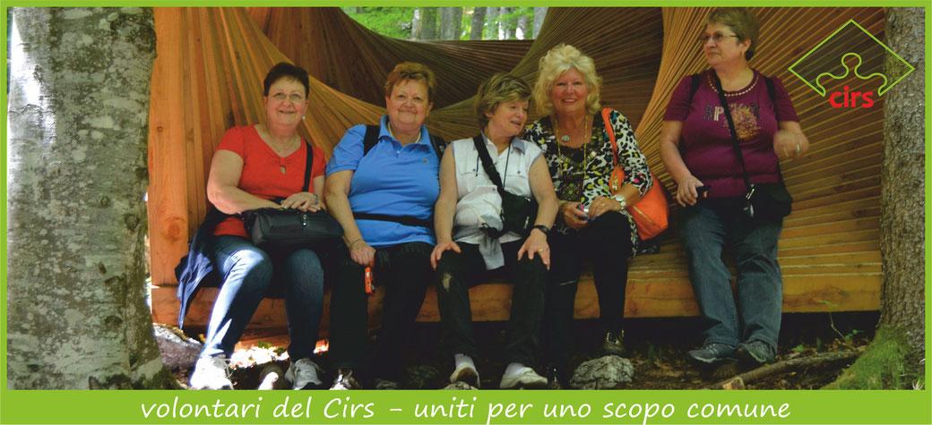 Cirs Onlus | Alto Adige Südtirol ente di volontariato a Bolzano