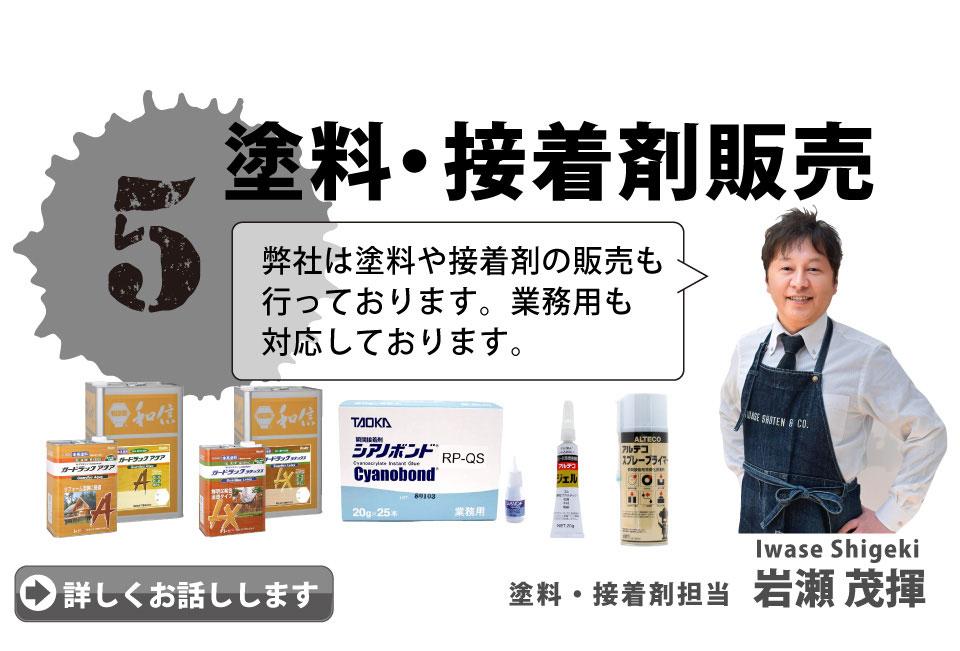 岩瀬商店株式会社 水島捺希