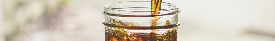 thé glacé pêche ice tea bio - les thés de caroline