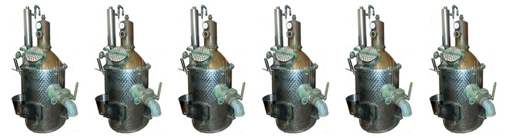 Der Brennkessel ist die Grundlage, um ein Likör herstellen zu können. Schnaps wird für den Alkoholgehalt eines Liköres verwendet.