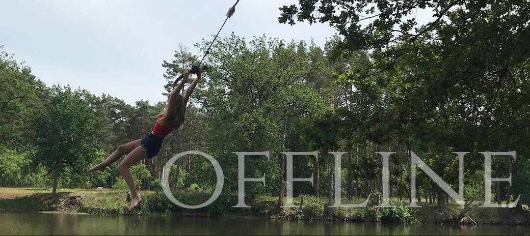 Entspannung im Urlaub am See offline
