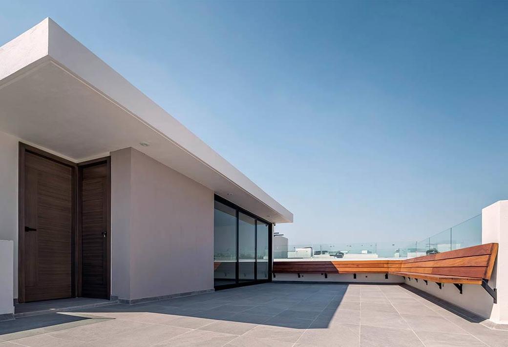 3 Tipos de persianas ideales para Estancias y Roof Garden