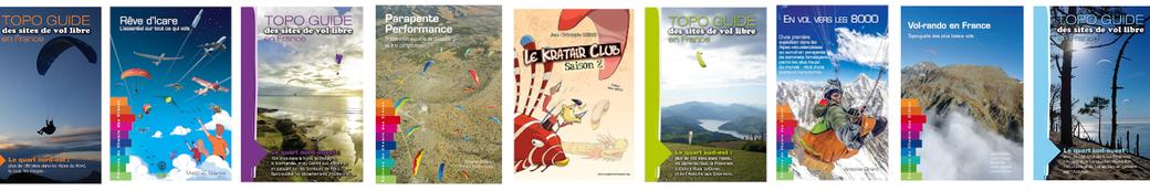 Les livres en vente sur le site