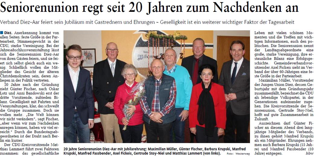 Mit freundlicher Genehmigung der Rhein-Zeitung