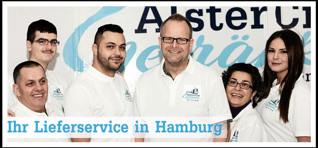 Ihr Lieferservice in Hamburg