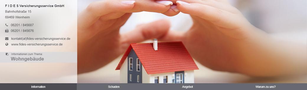 Unwetter, Erdbeben, Brände, korrodierte Rohre, Überschwemmung - selbst das solideste Haus kann stark beschädigt werden. Diese Schäden auszuschließen, ist fast unmöglich. Sie können nur eines tun! Sichern Sie sich finanziell gegen diese Risiken ab.