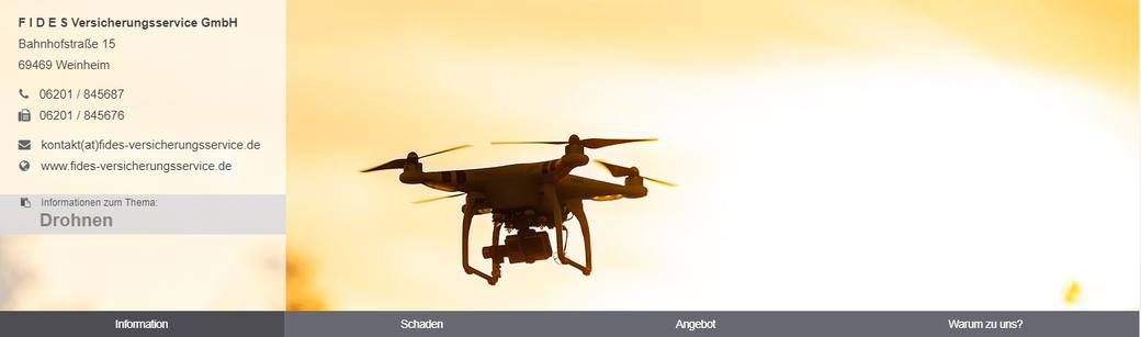 Über behördliche Regelungen und Auflagen oder gar mögliche Versicherungsprobleme denken die wenigsten nach, wenn sie ihre Drohne zum ersten Mal abheben lassen. Das ändert sich spätestens dann, wenn das Fluggerät auf ein Nachbarsauto fällt, oder ...