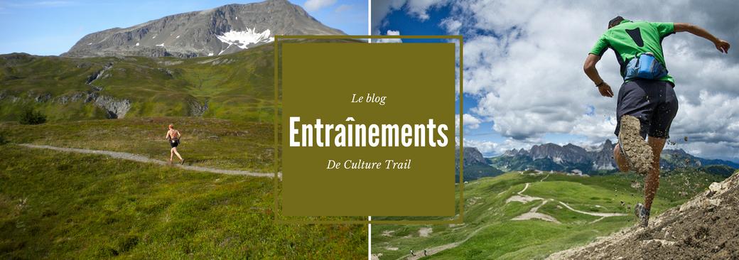 Blog Entraînement Trail