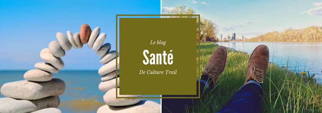 Blog Santé Trail