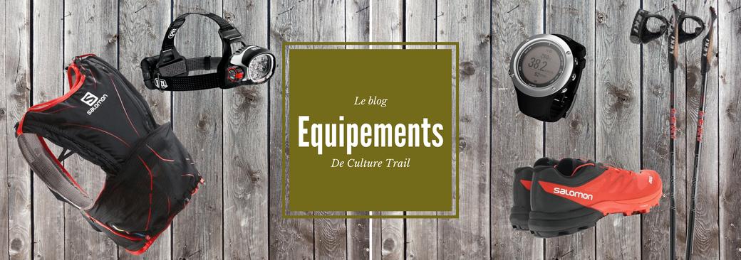 Blog Equipement Trail