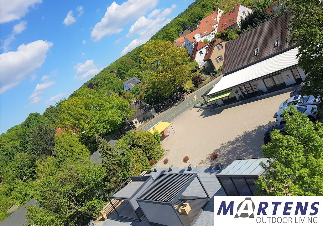 Martens Studio Lübbecke Kamine Bauelemente Sonnenschutz