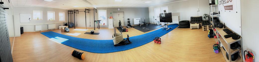 Trainingsraum Personal Training Personal Trainer Chemnitz Sachsen projecDo