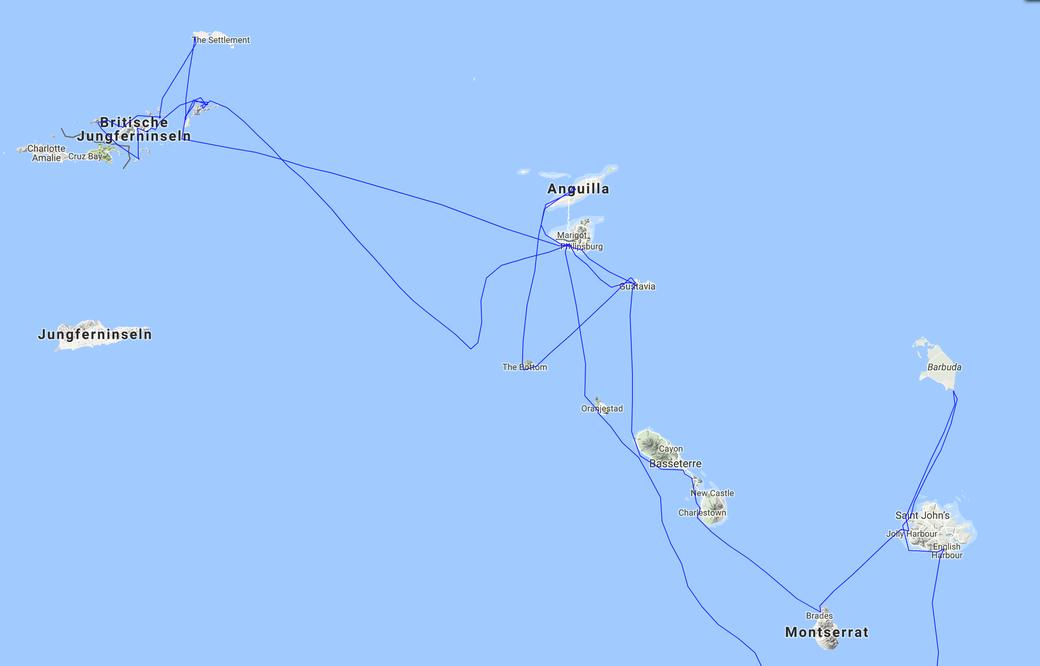 Die Windward Islands