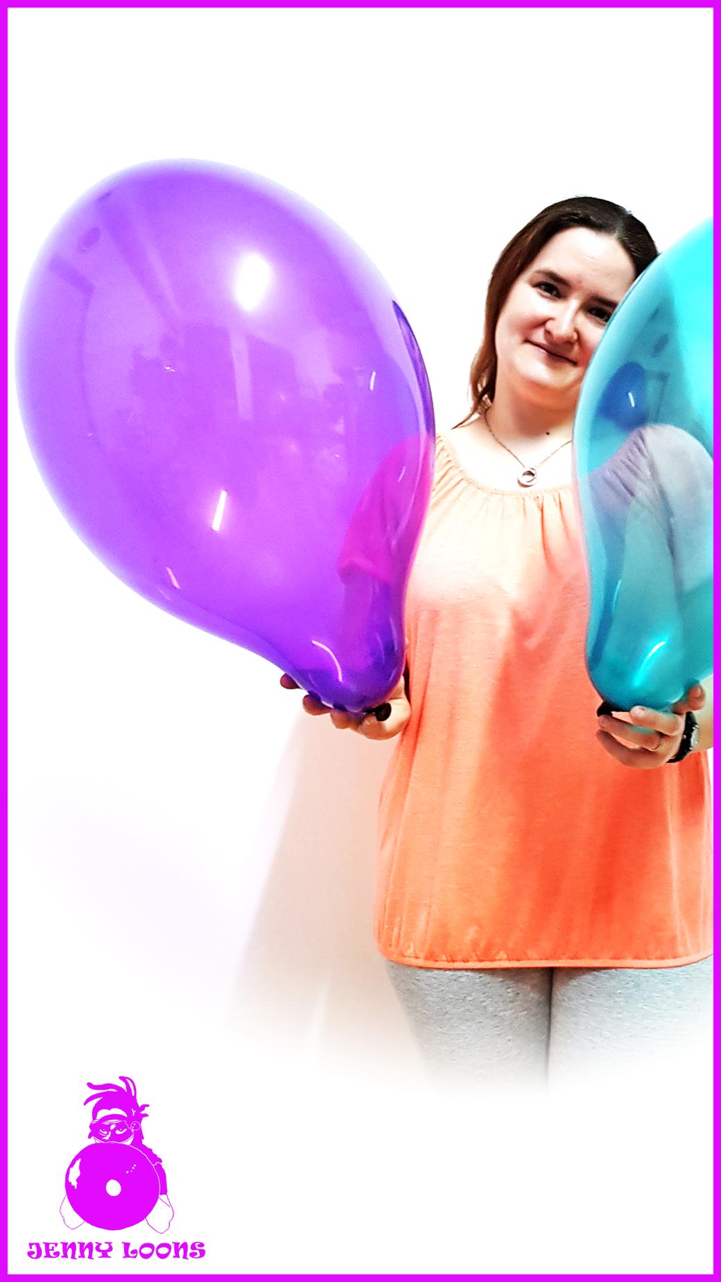 Belbal Balloons Luftballons Ballons Globos Palloncini B120 Crystal Looner