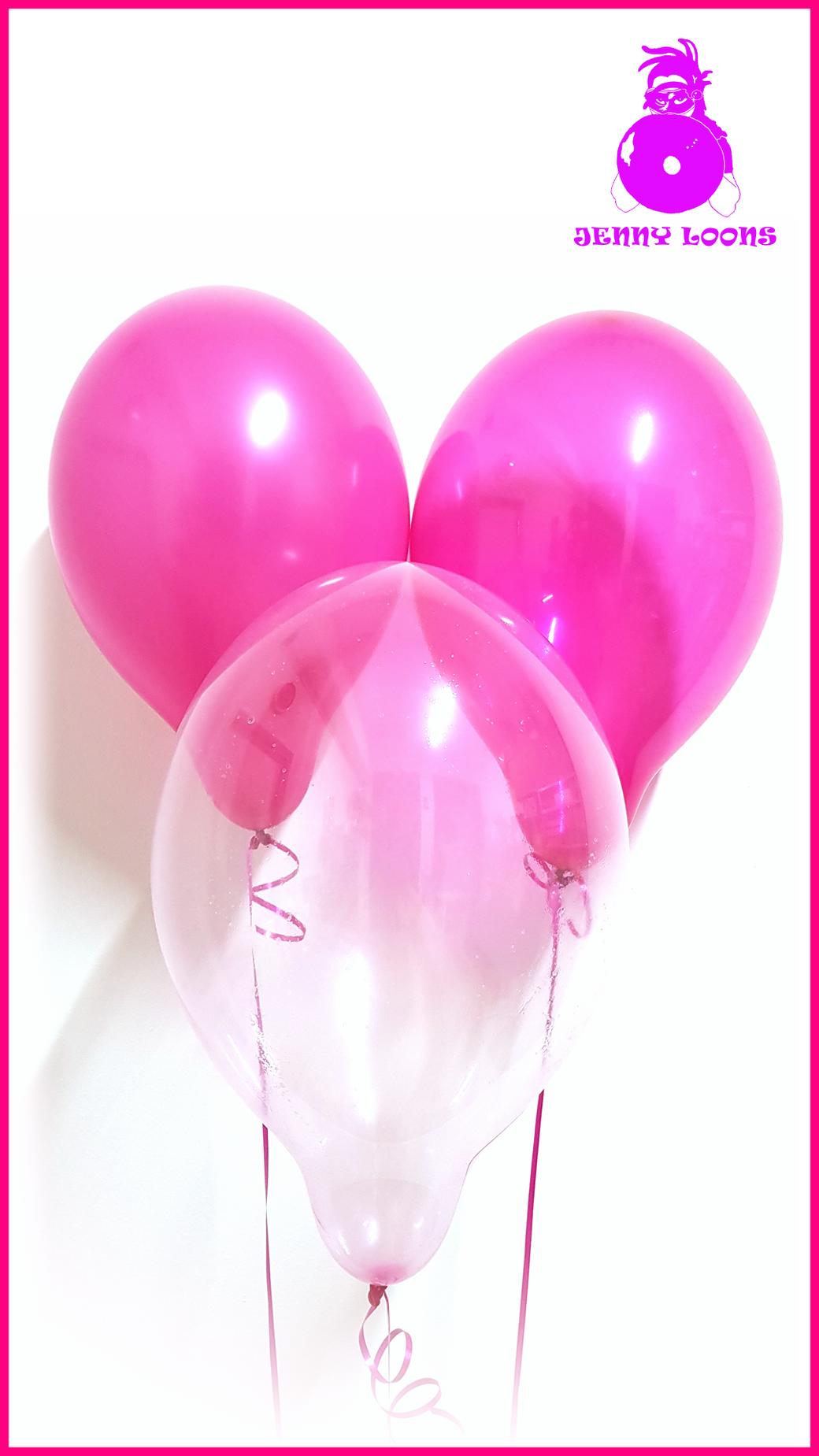 Belbal B105 Pastel Kristall Soap Crystal Luftballons Dekoration Party Farben Heliumballons Balloons