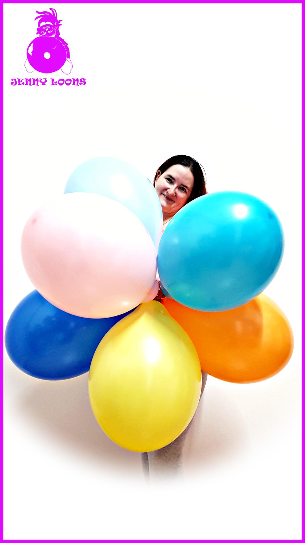 Belbal Balloons Luftballons Ballons Globos Palloncini B120 Standard 100er Pack Looner