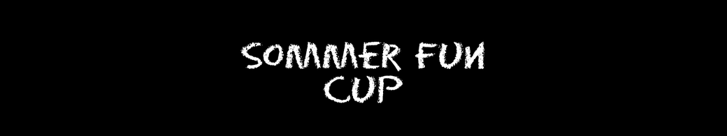 Sommer Fun Cup Footer
