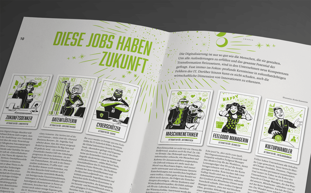 Future Jobs Characterillustration mockup