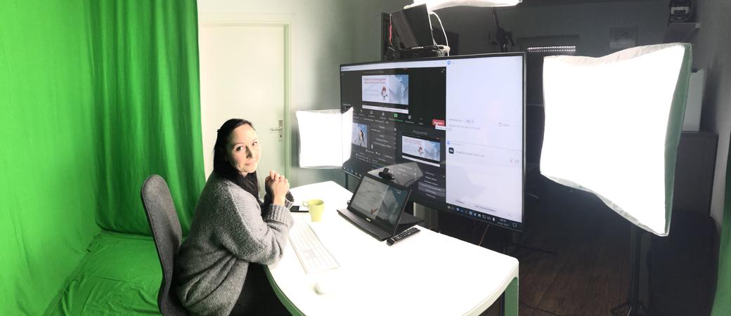 Susan Türpe Remote Work Vereinbarkeit Beruf und Familie