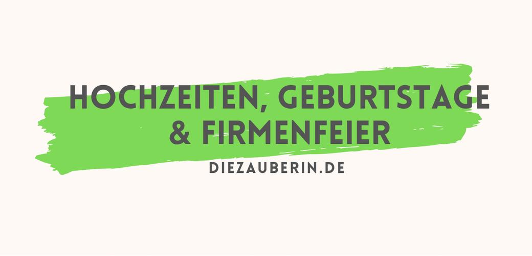 Zauberer Heilbronn für Firma