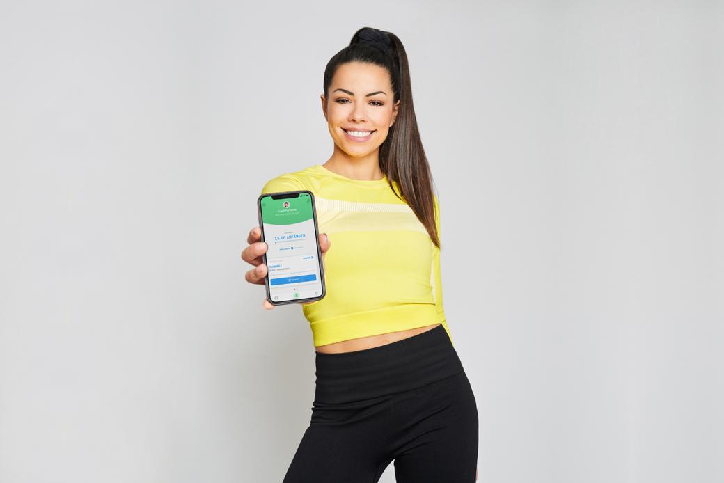 Fernanda Brandao im Interview über die App Start2Run und Laufen in Hamburg