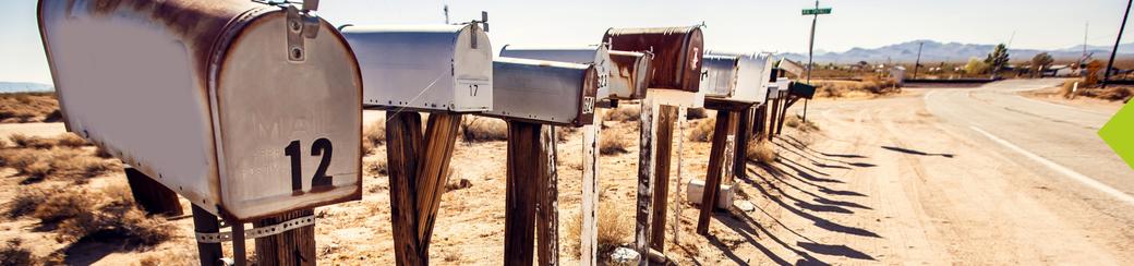 Postkästen - News und Neuigkeiten per Post oder E-Mail an Ihre Kunden - von Chriss-idee Sulingen